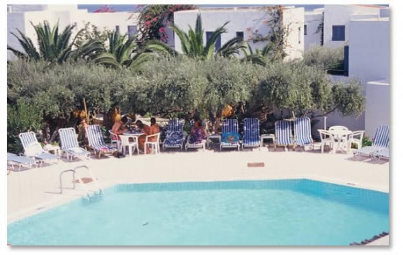 Appartementen Palatia Village - Chersonissos - Heraklion Kreta